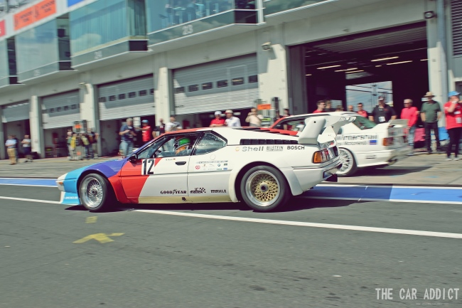 BMW Oldtimer Grand Prix 2013 Nurburgring
