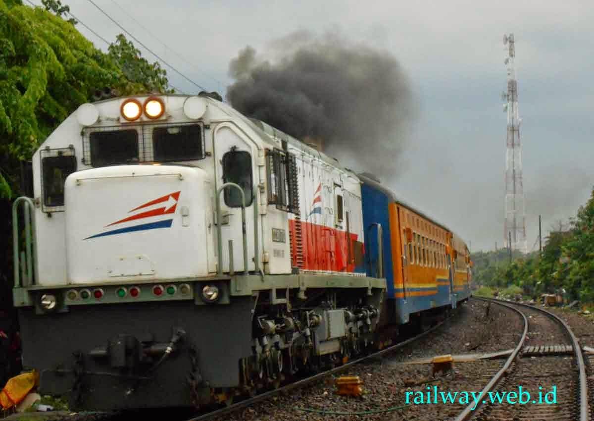 Harga Tiket Kereta Api Serayu April