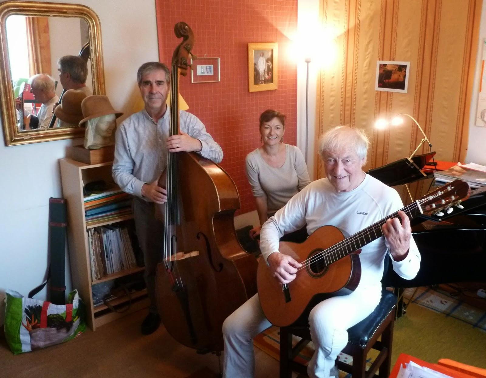 Trio FMR