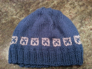 Latest Knitted Project