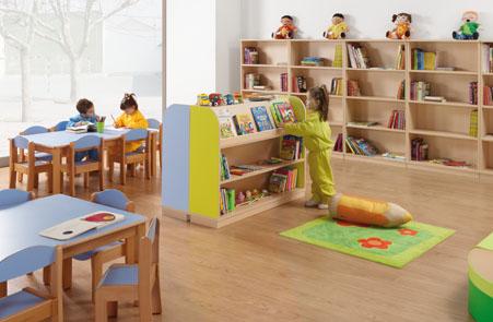 Muebles para escuelas infantiles for Muebles de guarderia