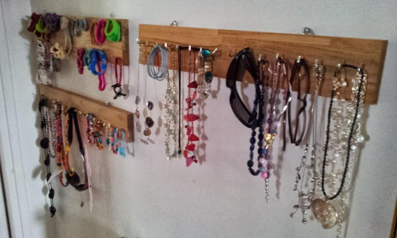 D co fait main fabriquer un porte bijoux - Fabriquer porte bijoux facile ...