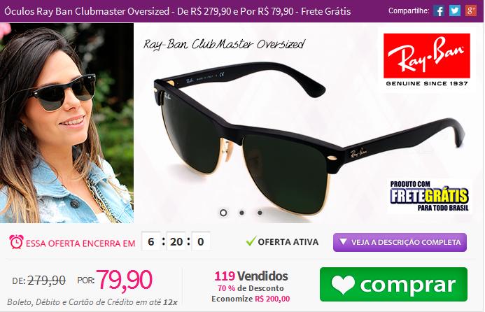 http://tpmdeofertas.com.br/Oferta-Oculos-Ray-Ban-Clubmaster-Oversized---De-R-27990-e-Por-R-7990---Frete-Gratis-846.aspx
