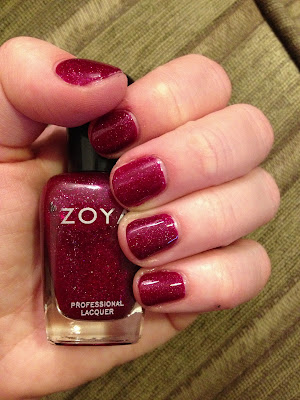 Zoya, Zoya Blaze, Zoya Ornate Collection, nail polish, nail varnish, nail lacquer, manicure, mani monday, #manimonday, nails