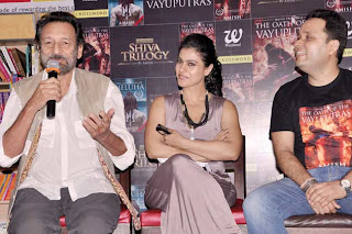 Kajol Devgan at The Launch Of 'The Oath Of The Vayuputras' Book