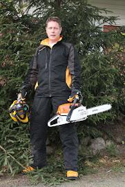 Pihapuiden kaadot tarvittaessa kaadonsuuntaja Stalpenin avustamana käteisellä pihapiiristänne