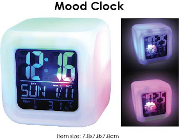 CENTRUM LINK - MOOD CLOCK