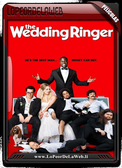 El gurú de las bodas (2015) DVDRip Latino