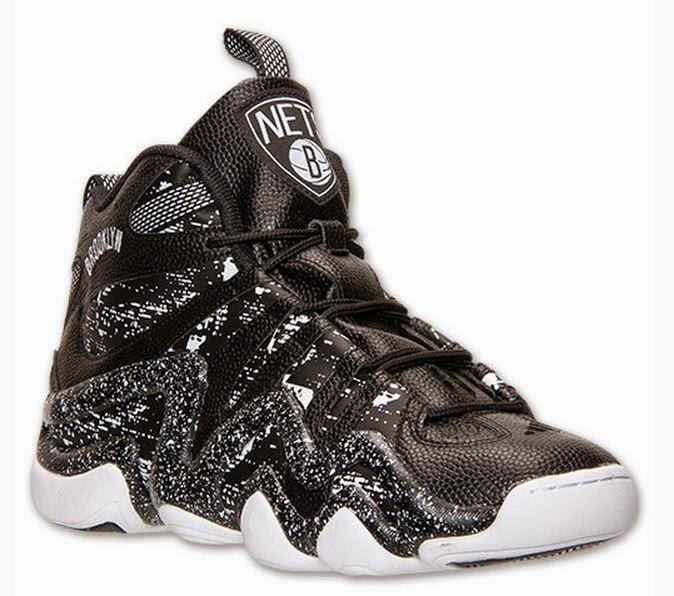 THE SNEAKER ADDICT: adidas Crazy 8 Brooklyn Nets 2015 Allstar