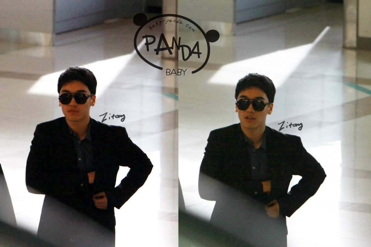 Seungri Photos The-panda-is-at-the-airport-going-to-ilbon_006