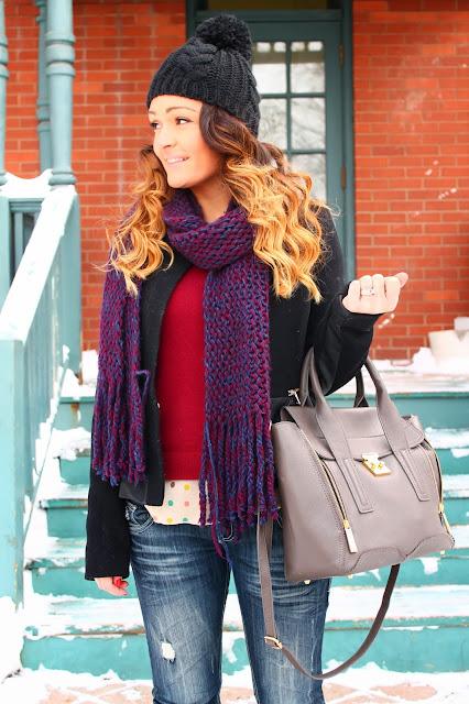 #beanie #beanieoutfit #ugg #uggs #uggboots #winteroutfit #coldweather #coldweatheroutfit #leather #party #holiday #fashion #streetstyle #toronto #canada #fashionblogger #canadianfashionblogger #serbianfashionblogger #outfit #ootd #trend #hotblogger #bestblogger #topblogger #topfashionblogger #fur #leather #torontostreetstyle #torontofashion #torontoblogger #topcanadianblogger #canadianfashion #srpksablogerka #srpskeblogerke #moda #stil #srkpskamoda #topblogger #bestblogger #bestcanadianblogger #ukblogger #ukbloggers #bestukbloggers #hm #h&M #sweater #hmsweater #h&msweater #christmas #christmaslook #christmasoutfit #holidayparty #holidaypartyoutfit #cashmere #cashmeresweater #zara #zarajacket #juicycouture #juicycouturenecklace #ombrehair