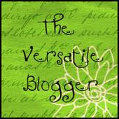 Premio The versatile blogger