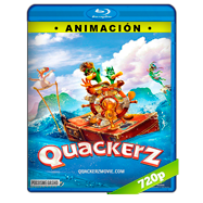 Quackerz (2016) BRRip 720p Audio Dual Latino-Ingles