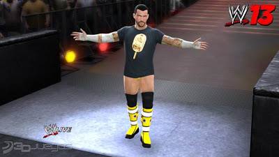 WWE 13 Revolution