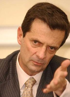 Fernando Londoño Hoyos, ex-ministro de Defesa