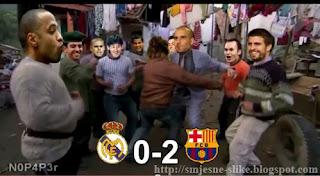 Real Mardid - Barsalona utakmica slike slika