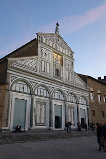 San Miniato Florence Italy Gregorian Chant