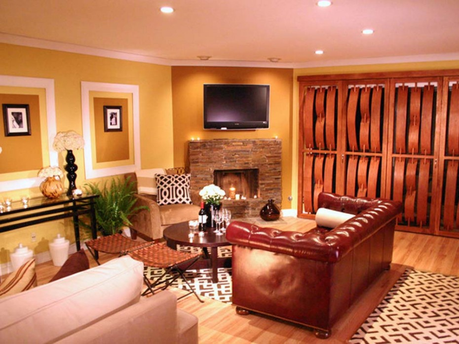 Living room paint ideas amazing home design and interior - Living room and kitchen paint ideas ...