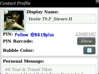 Share Pin Blackberry Cewek Cowok Cakep Indonesia | Share The ...