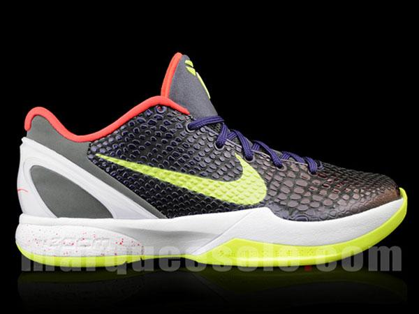 """kobe vi chaos. Nike Zoom Kobe VI """"Chaos"""""""