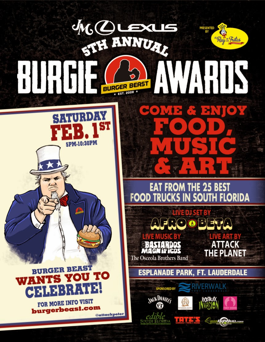5th Annual Burgies