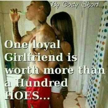 One Loyal Girlfriend
