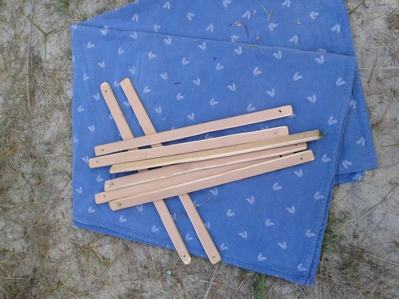 Колышки для палатки сделать