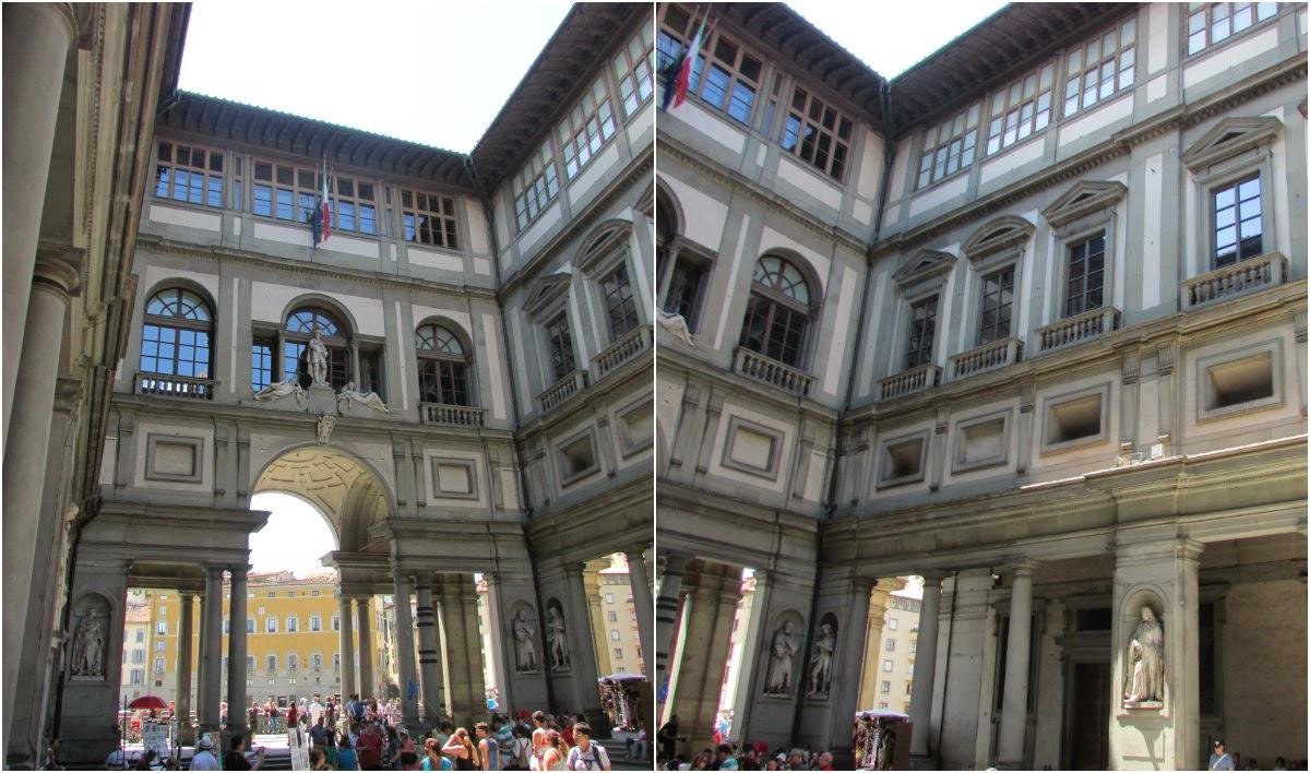 Uffizi, Itália, Florença, Firenze, Europa, férias, dicas, turismo, Florence