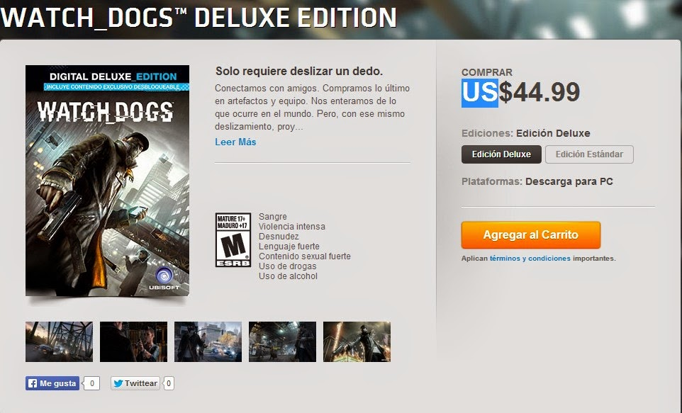 Free Trial For Watch Dogs  On Pc
