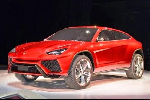 Super Cars Wallpaper: 2015 Lamborghini Truck Best Lamborghini Models