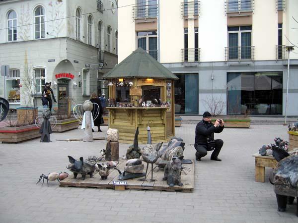 amatnieku tirdziņš egle