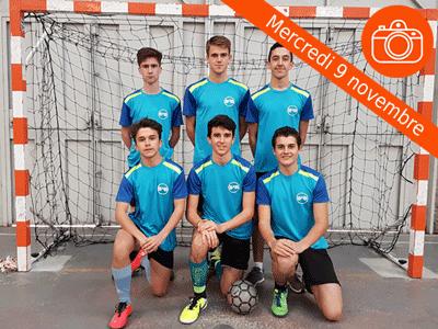 Championnat Futsal J2