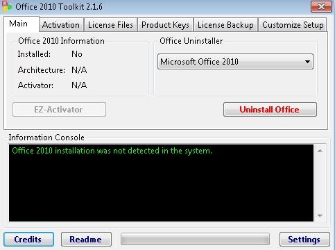 descargar activador office 2010 toolkit 2.1.6