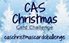 CAS Christmas Card Challenge