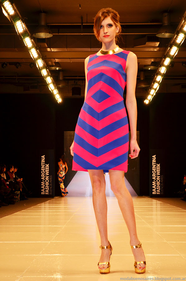Laurencio Adot primavera verano 2014 vestidos 2014.