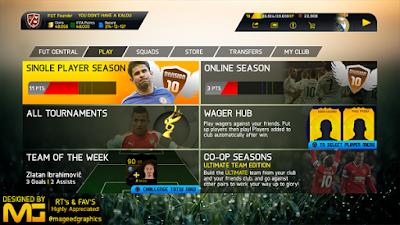 FIFA 16 Ultimate Team APK-2