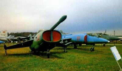 Як-36 и Як-38