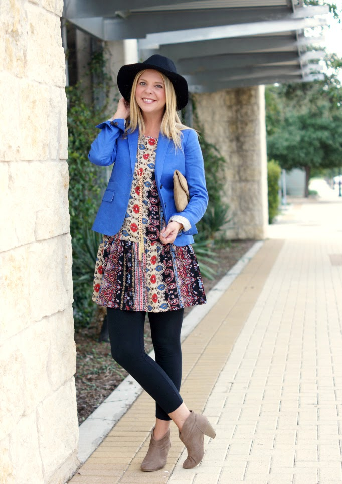 fall layering idea