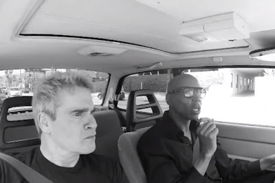 RuPaul and Henry Rollins