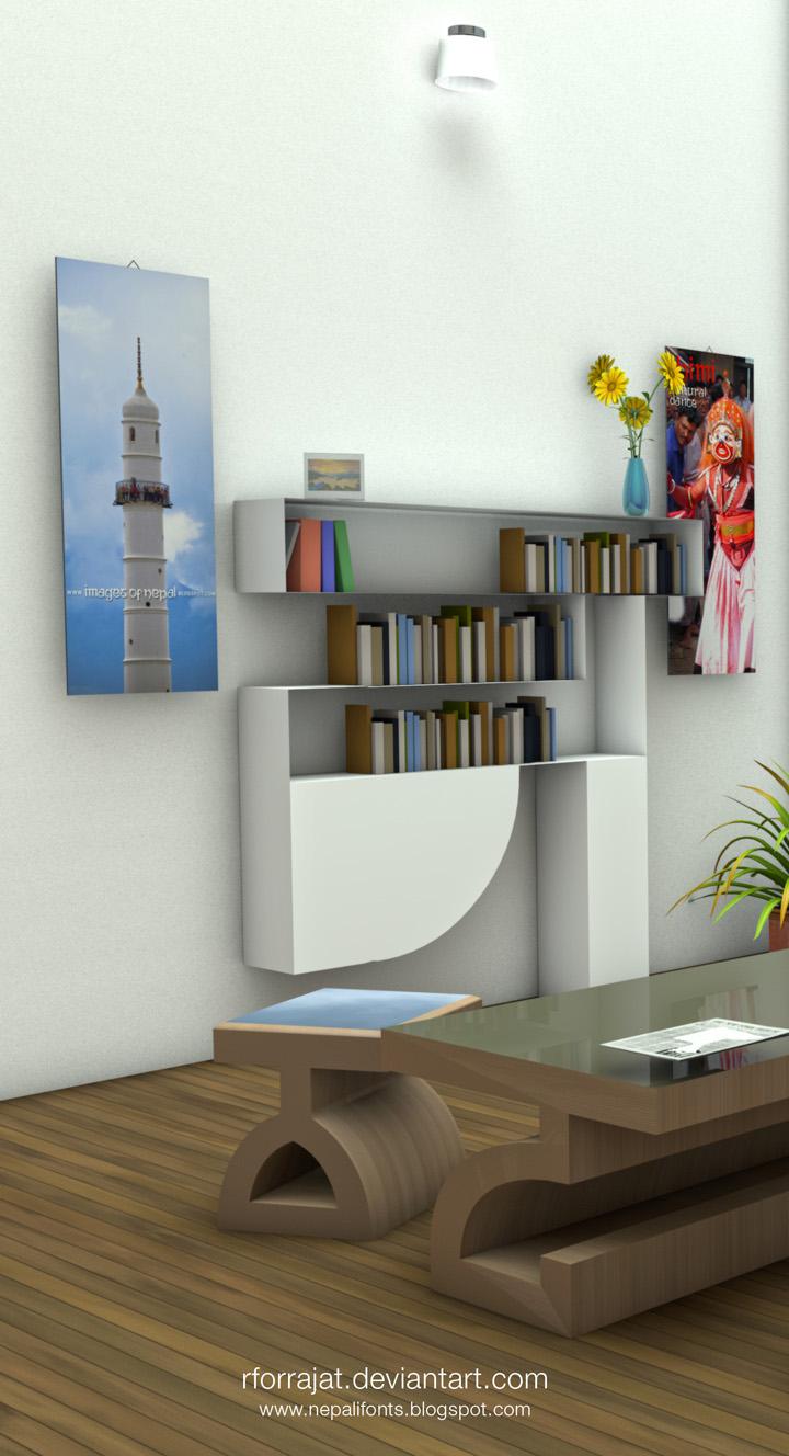 New Nepali Fonts Nepali Typography Furniture Design Concept