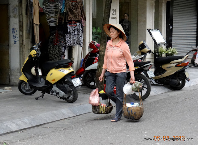 La vie quotidienne des Hanoiens - Photo Nguyen Thong