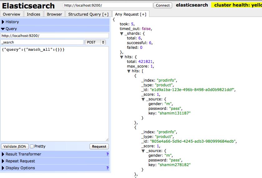 Elasticsearch date