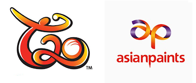 Asian paints new brand identity and logo