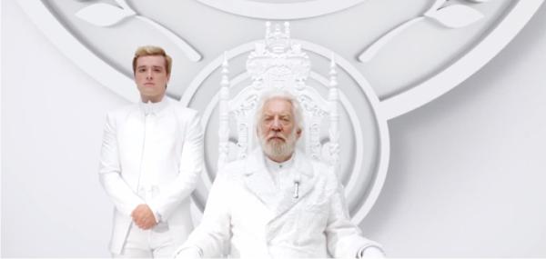 Presidente Snow ameaça a revolução em teaser inédito de Jogos Vorazes: A Esperança - Parte 1