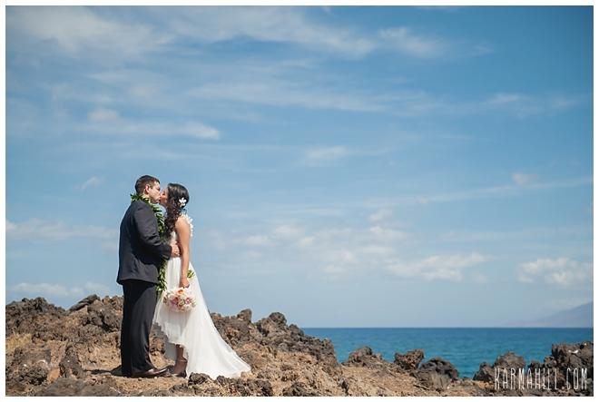 Maui Oceanfront Estate Wedding