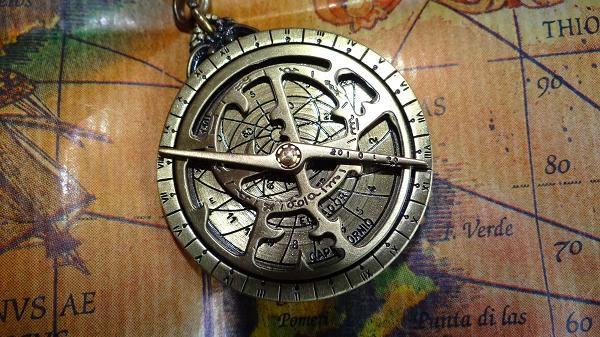 El astrolabio de Azarquiel