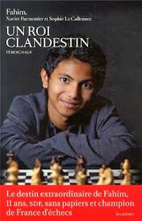 Le petit roi des échecs sur TF1