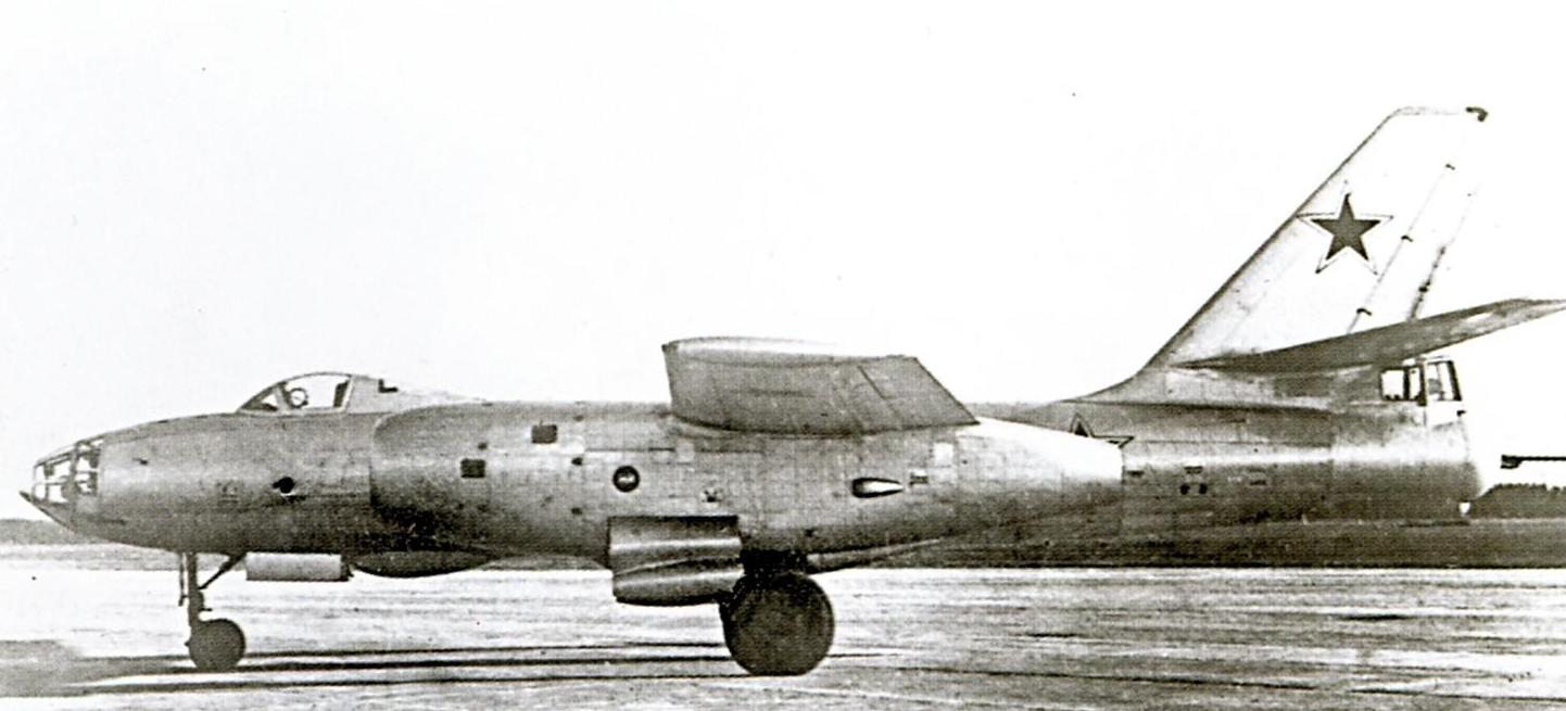 Прототип Ил-28