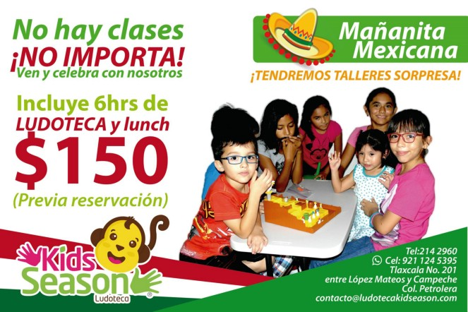 ¡Mañanita mexicana!