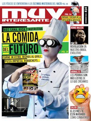 Revista Muy Interesante España – Noviembre 2015 – PDF True